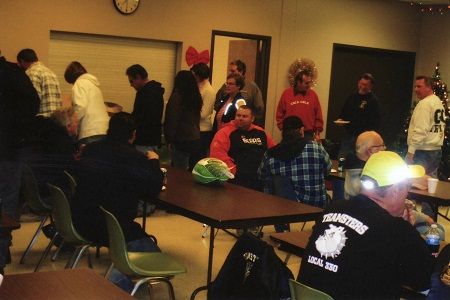 December 2012 Christmas Party 33