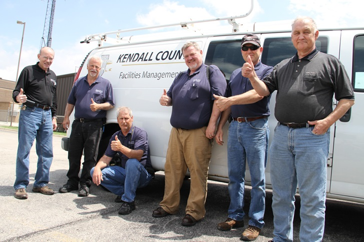 Kendall County Facilities Management