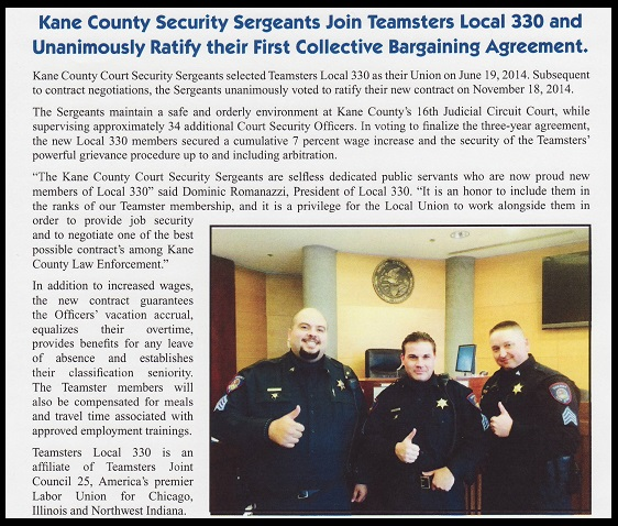 Kane County Security Sergeants0001